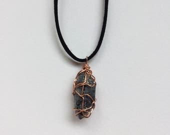 SALE // Smoky Quartz Necklace // Smoky Quartz Crystal // Crystal Jewelry