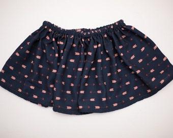 Baby or Girl Skirt (tribal arrow)