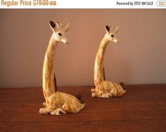 Giraffe Statue Etsy