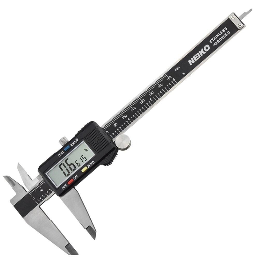 Electronic Measuring Tools : Electronic digital caliper bead measuring tool vernier