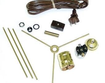 Table Lantern Hardware Pack-Lamp Parts-Lantern Parts-Lighting Supplies-Lamp Supplies-DIY Lamp Parts-DIY Table Lantern-DIY Lamp