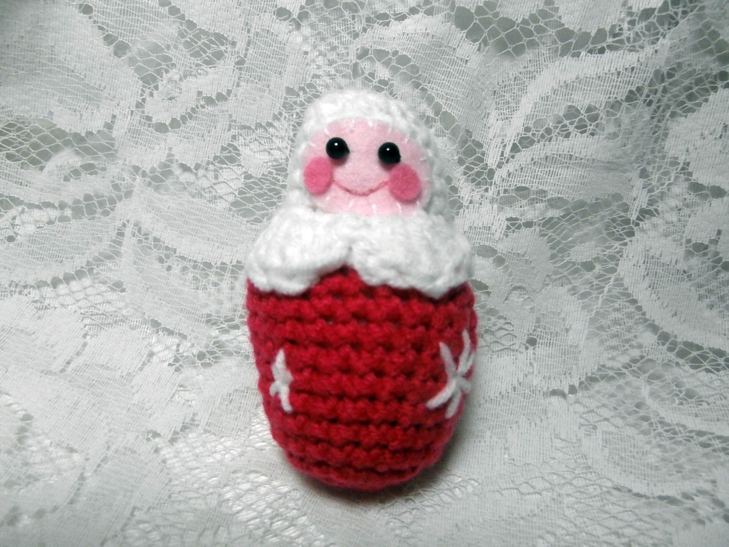 Knitting Pattern For Russian Dolls