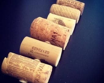 Wine Cork Push Pins