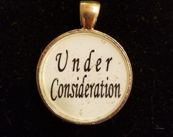 BDSM Under Consideration Necklace