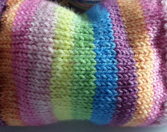 How to Beat the Blahs - Hand Dyed Self-Striping Sock Yarn