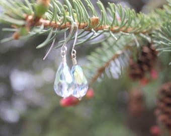 Aurora Raindrop Earrings