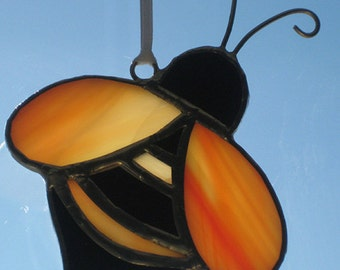 Bumble Bee Sun Catcher