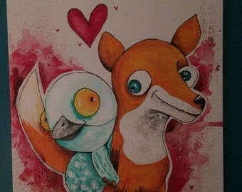 The Fox and OWL