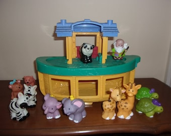 Vintage Noah's Ark by Fisher Price