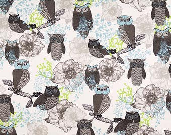 Kitchen Curtains bird kitchen curtains : Owl curtain valance – Etsy