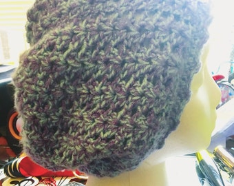 Sea Shell Slouch Hat