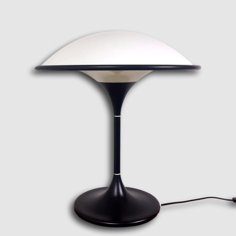 Very Rare Fog Mrup  Danish Design  Table Lamp  Vintage Desk