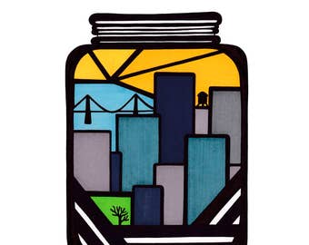 Little City Jar