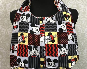 Mickey and Minnie Mouse Purse