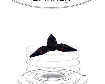 Ninja Fidget Spinner Hand Toy Plastic Fidget Ceramic