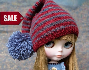 On SALE! Blythe Hat, Buratino Style