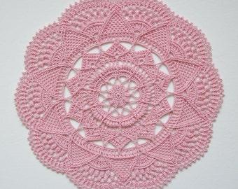 Crochet doily pattern TAALA