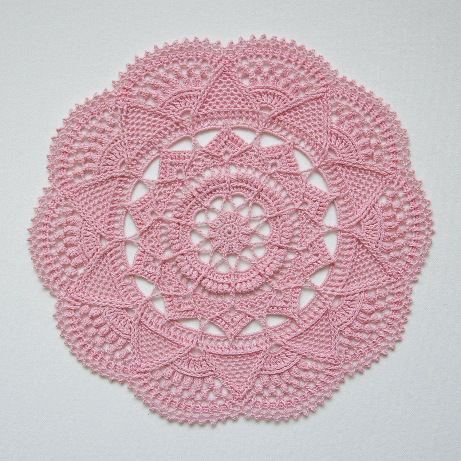 Crochet doily pattern taala bankloansurffo Image collections