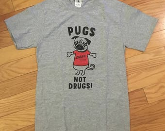DARE Pugs Not Drugs