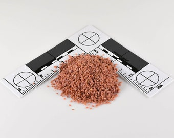 Crushed Red Coral inlay (fine, medium, or coarse)