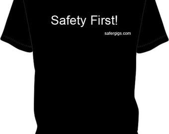 T Shirt Crew Neck Black