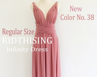 Maxi Bridesmaid Dress infinity Dress Prom Dress Convertible Dress Wrap Dress