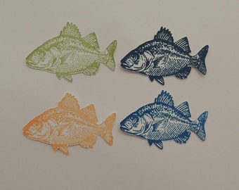 Fish Die Cuts