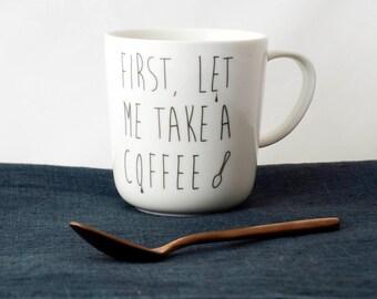 "Mug ""COFFEE"""