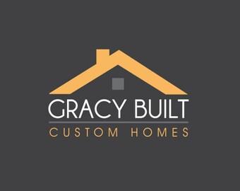 Construction Logo, Realtor Logo Design. Premade Logo Design. Handy Man,  Realtor,