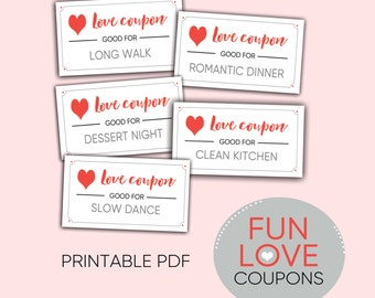 Love coupon book etsy for Romantic coupon book template