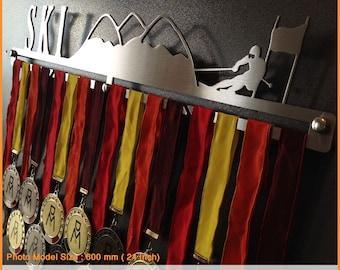 Ski | Medal Holder, Medals, Medal Hangers, Badge Case, Medal Display
