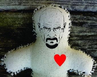 Walter White Voodoo Doll