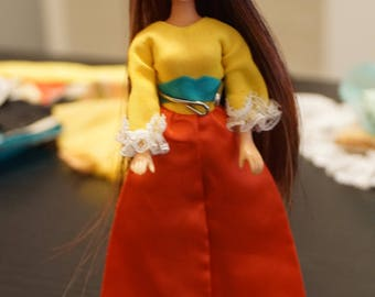 Topper Dawn Pippa Clone Mod Outfit