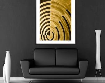 Art Deco Wall Art art deco wall art | etsy