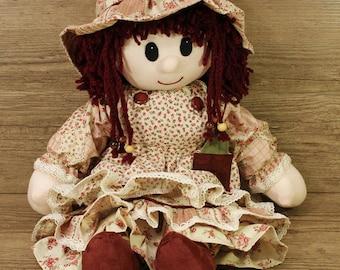 Rag Doll - Eliza