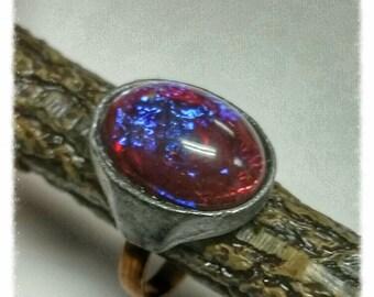 Steampunk Ring, Targaryen Ring, Dragon's Breath Ring, Dragon Ring, Gypsy Ring, Medieval Ring, Game Of Thrones Ring, Steampunk Jewelry