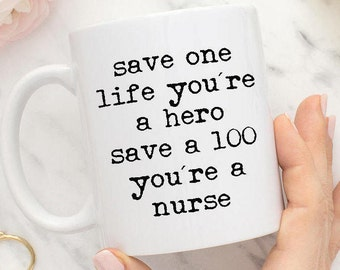 Nurse Coffee Mug - Coffee Mug For Nurse - Funny Nurse Mug - Nurse Coffee Cup