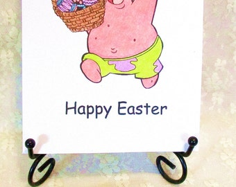 Patrick Easter Card