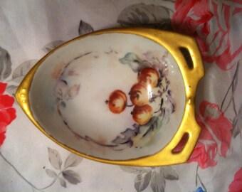 Vintage Porcelain Serving Bowl (Free Shipping!)
