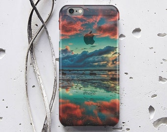 Beautiful Sunset iPhone 5s Phone iPhone 6 Case Samsung Galaxy S7 Case 3D Hard Plastic Case iPhone 5 Case iPhone 5c Case Samsung Note 5 p010