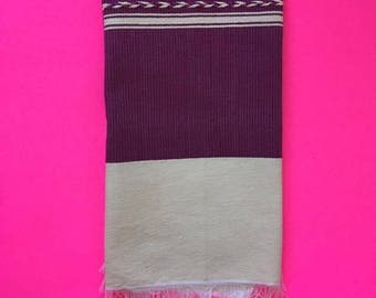 Handwoven Kitchen Towel, Tea Towel from Oaxaca Mexico