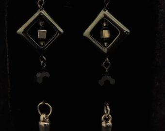 Spiked Earrings