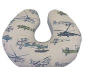 Vintage Airplanes Boppy Cover