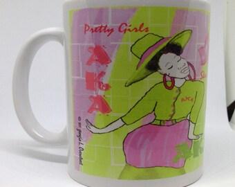 Coffee mug/sisterhood mug/Sorority coffee mug