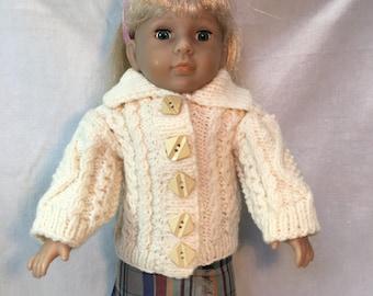 18 inch Doll, American Girl Kilt