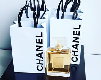 Chanel Favor Bags. Set of 4 Bag