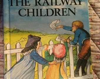 Vintage Ladybird Book- The Railway Children