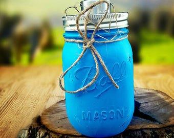Jar Soap Dispenser. Mason Jar Soap Dispenser. Painted Mason Jars. Soap Dispenser Pump. Hand Soap Pump. Bath Soap Dispenser. Bathroom Decor.