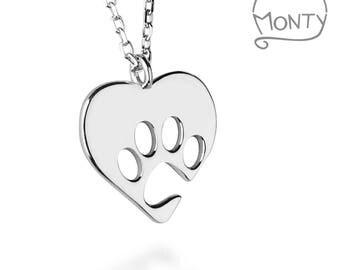 Pawsome Love - Necklace