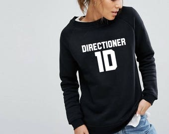 One Direction Fan Sweatshirt / Crewneck / Directioner SW22